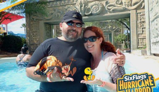 Six Flags Hurricane Harbor Now Open!