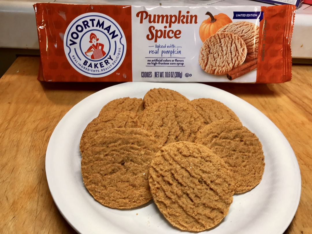 Voortman Pumpkin Pie Bites Recipe #Voortman #pumpkin #pumpkinpie #recipe #food #foodie #blog #blogger #ad