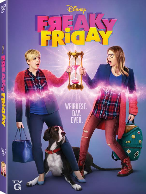 Freaky Friday #FreakyFriday #movies #giveaway #ad