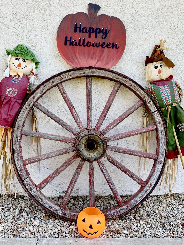 Craft Cuts Halloween #CraftCuts #art #artwork #decor #Halloween #ad