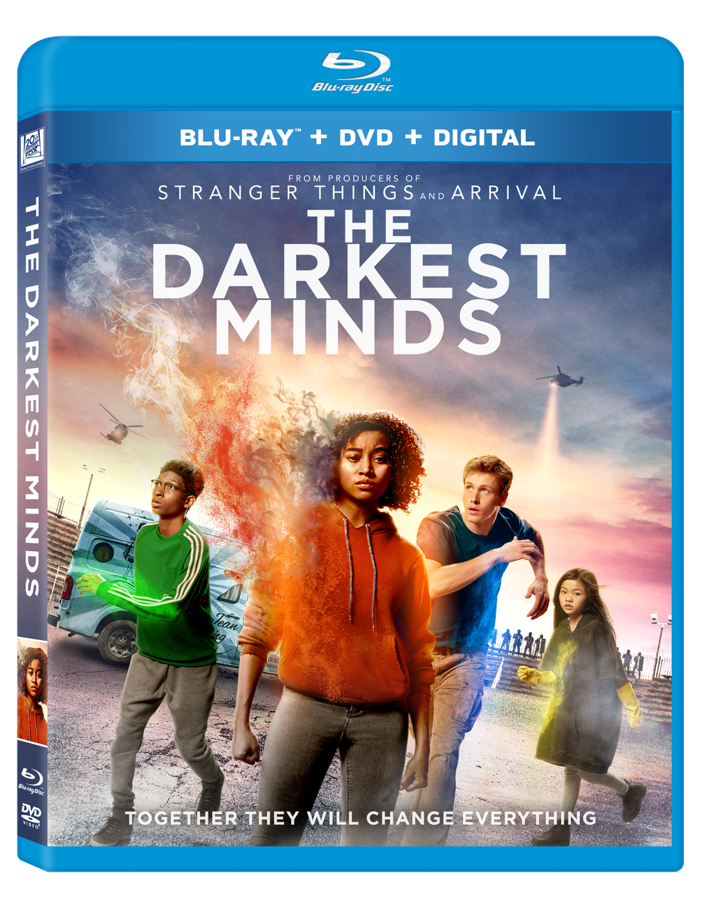 The Darkest Minds #DarkestMinds #movie #ad