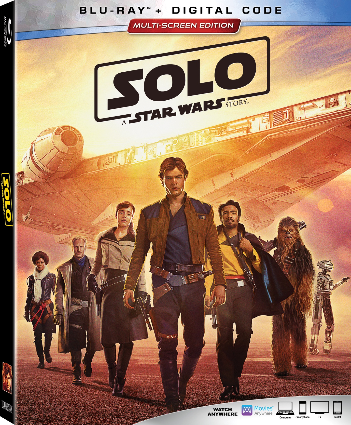 SOLO: A Star Wars Story #SOLO #StarWars #movie #giveaway #ad