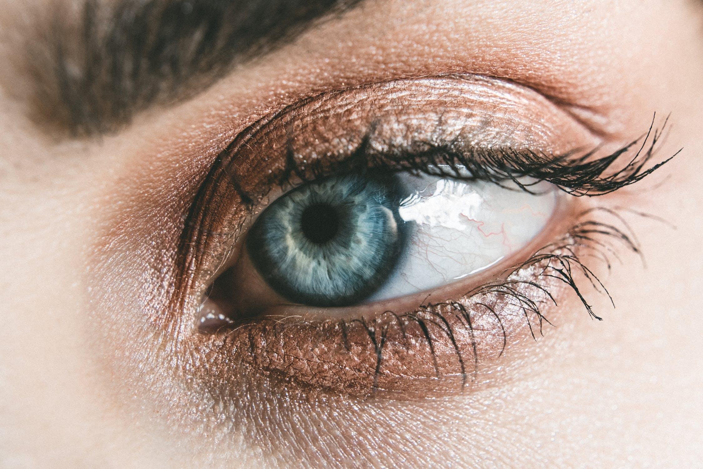 Smokey Eye Look #beauty #smokeyeyes #makeup #ad