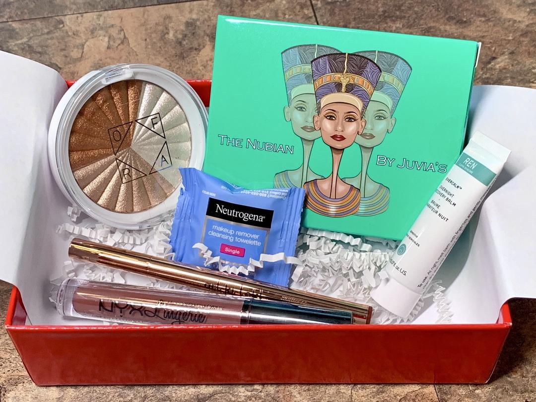 Allure Beauty Box December 2018 #Allure #AllureBeautyBox #beauty #makeup #subscriptionbox #beautyblogger