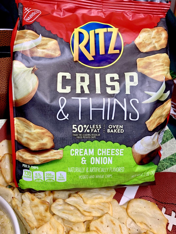 Celebrate the Big Game with RITZ Crisp & Thins #RITZBlitz #IC #food #foodie #superbowl #recipe #ad