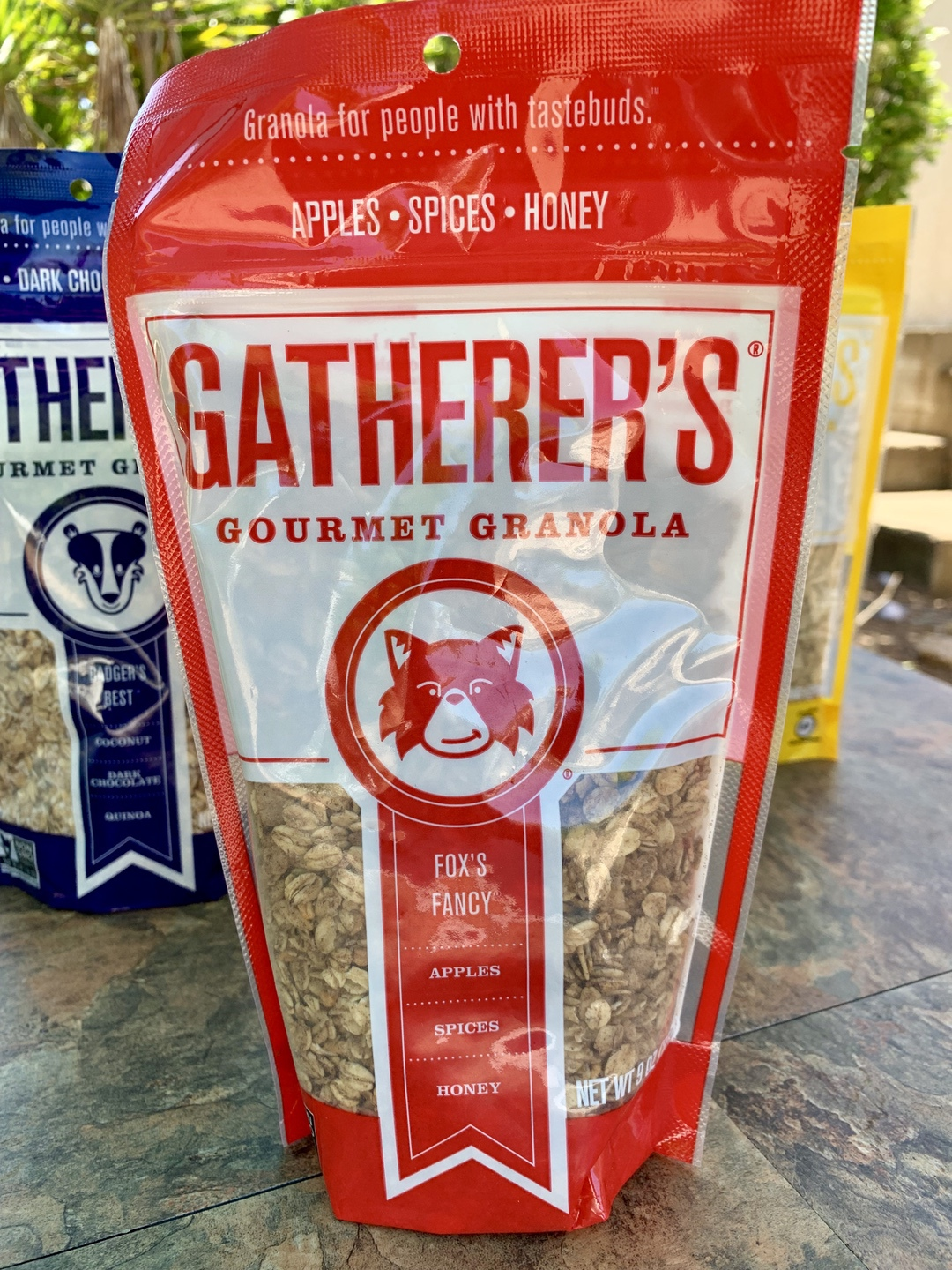 Gatherer's Granola Fox's Fancy