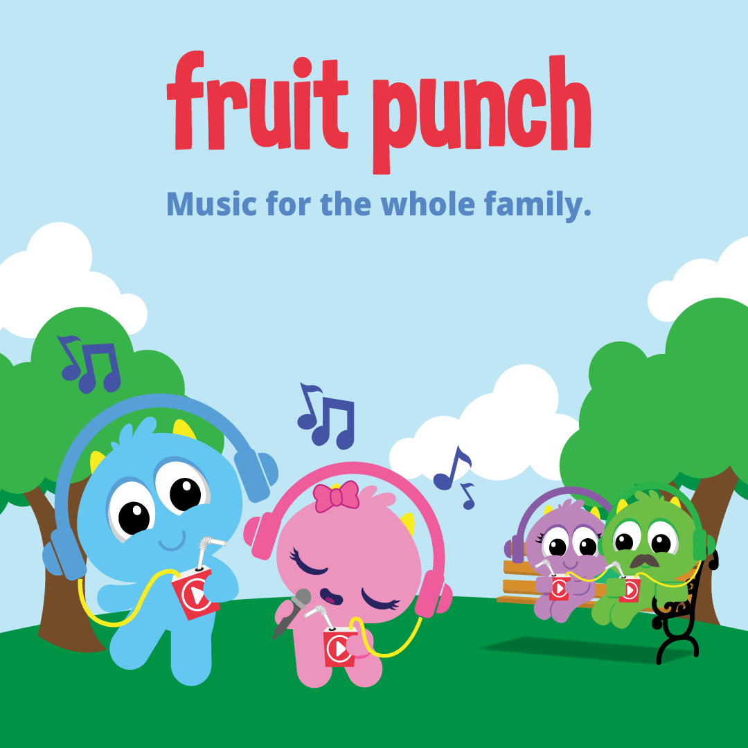Fruit Punch Music App