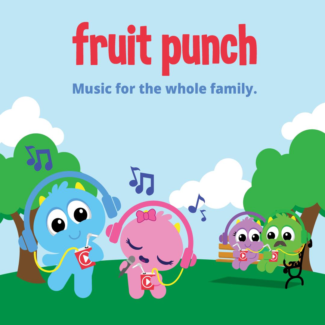Fruit Punch Music App