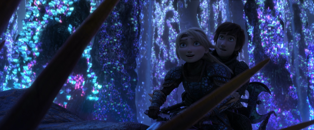 How to Train a Dragon: The Hidden World on Blu-ray and DVD