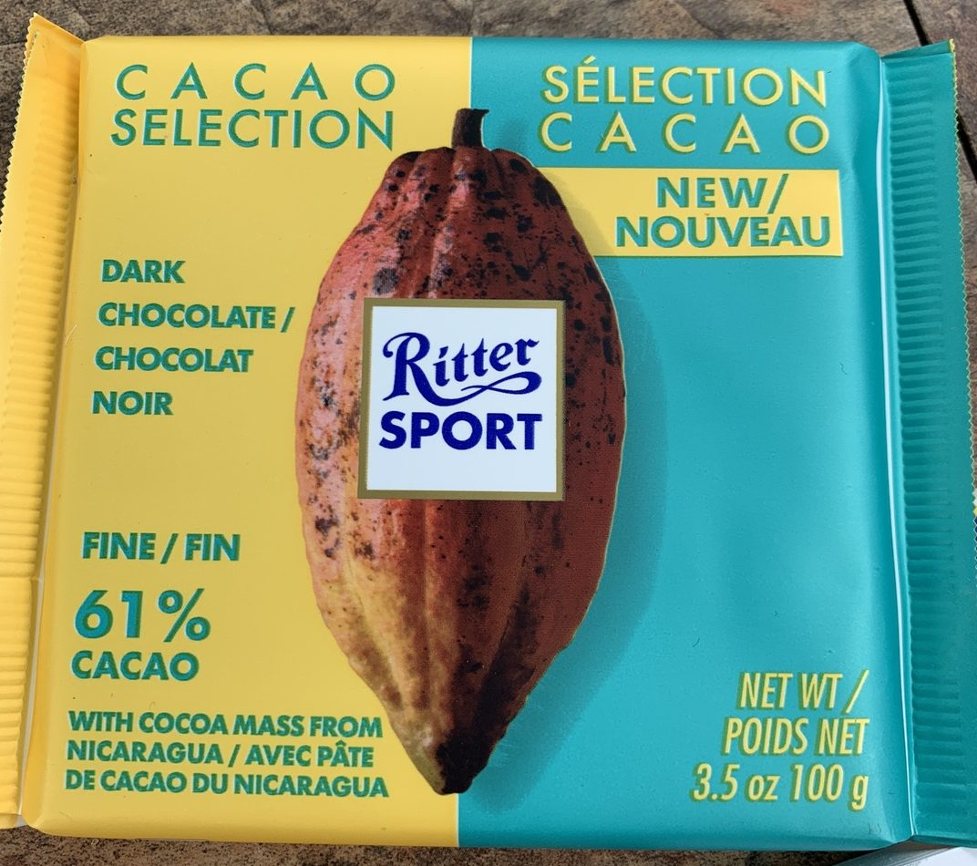 Ritter Sport Dark Chocolate - Fine