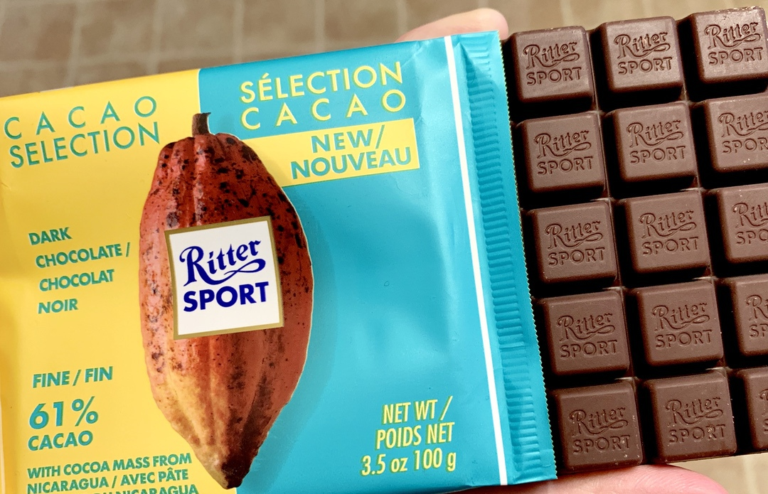 Ritter Sport Chocolate squares