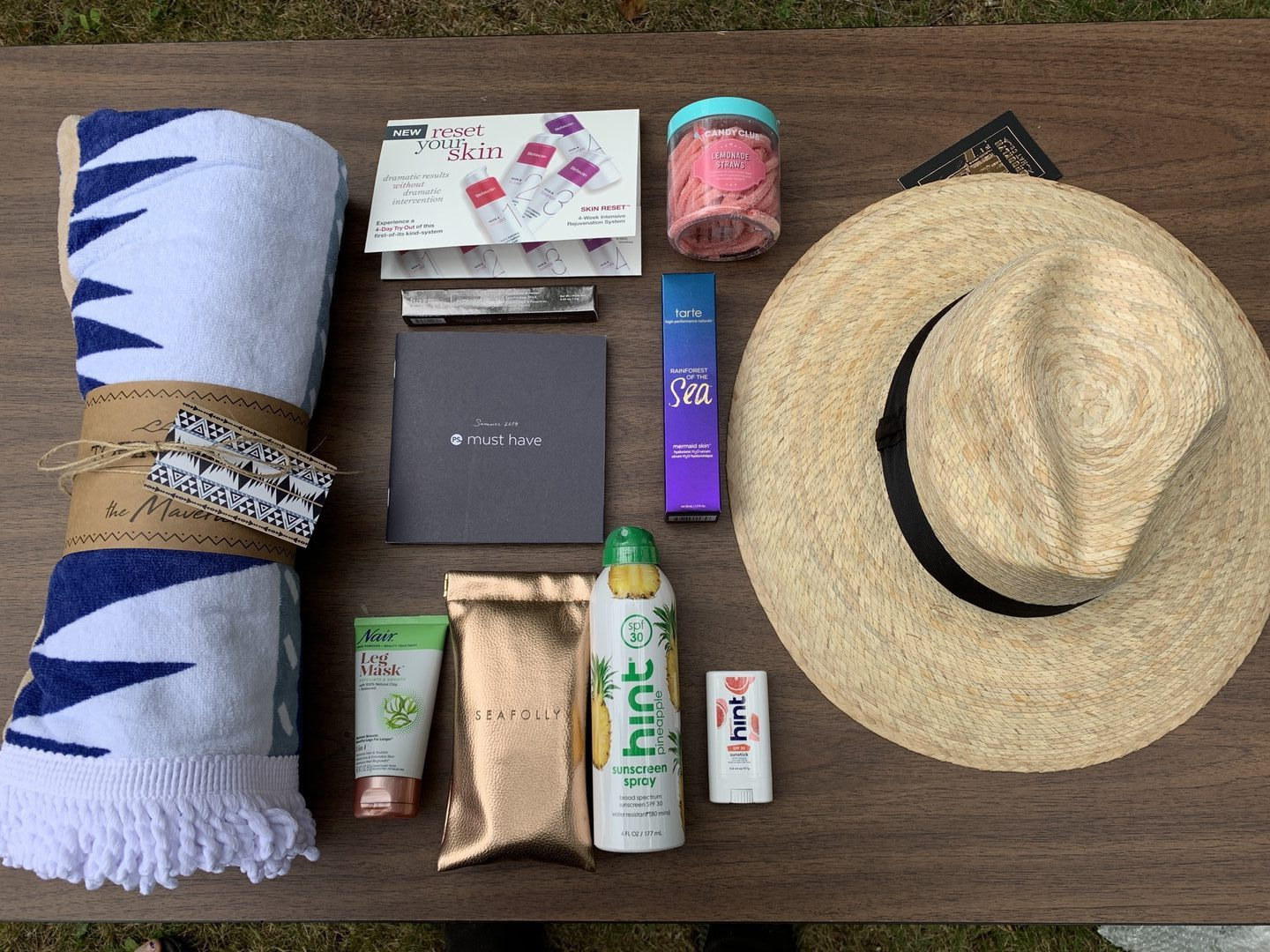 POPSUGAR Mush Have Subscription Box Summer 2019