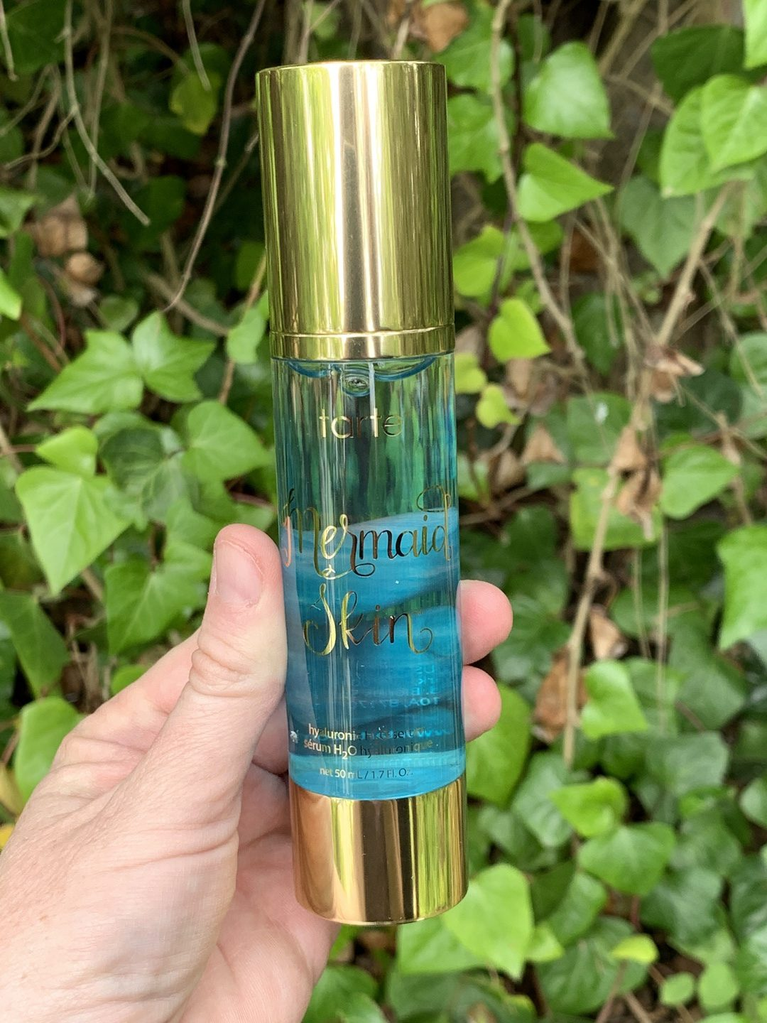 Tarte Rainforest of the Sea Mermaid Skin Hyaluronic H2O Serum