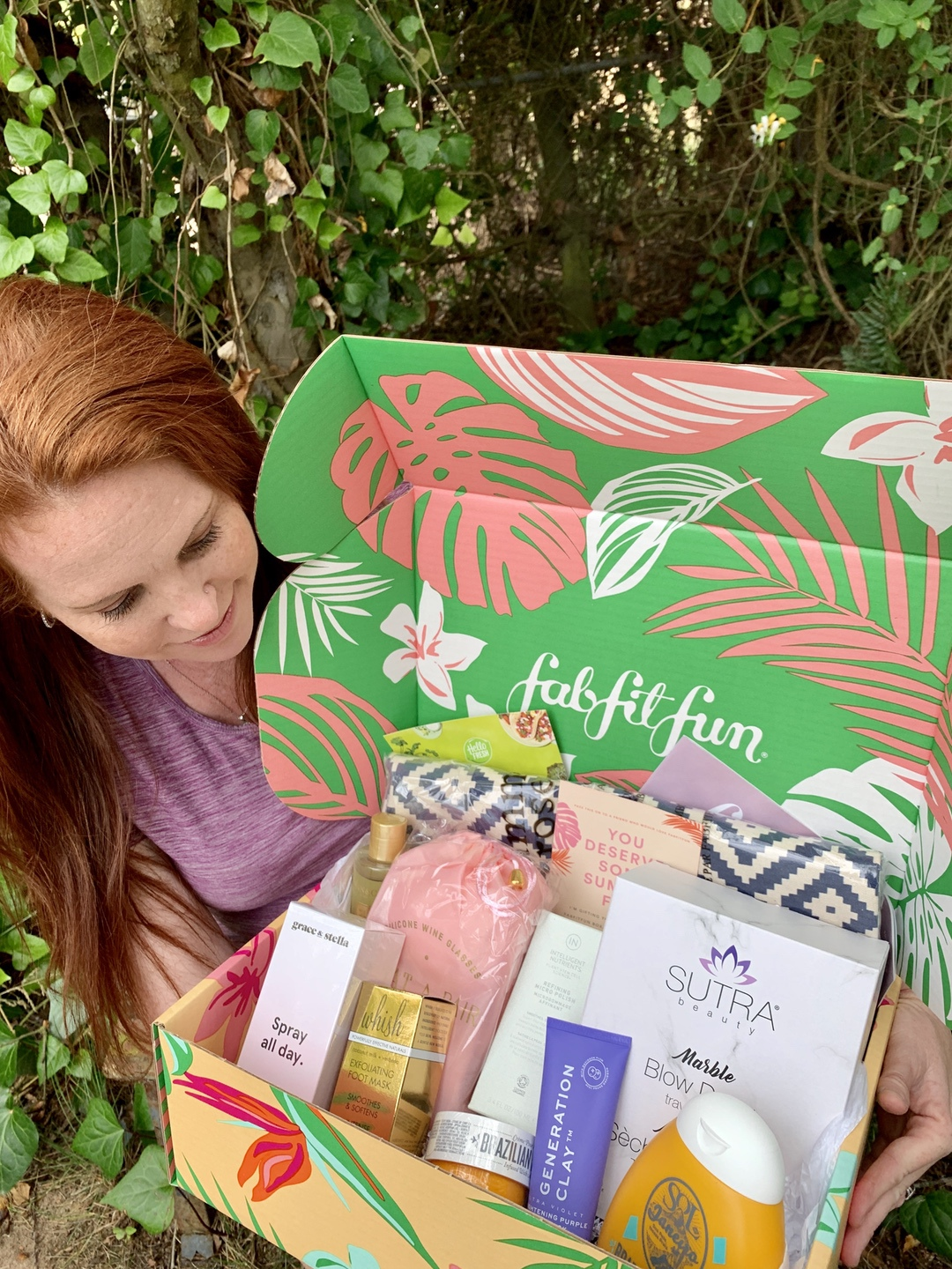 FabFitFun Summer 2019 Subscription Box