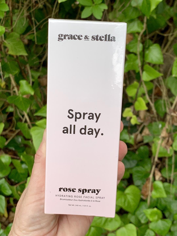Grace & Stella Rose Facial Spray