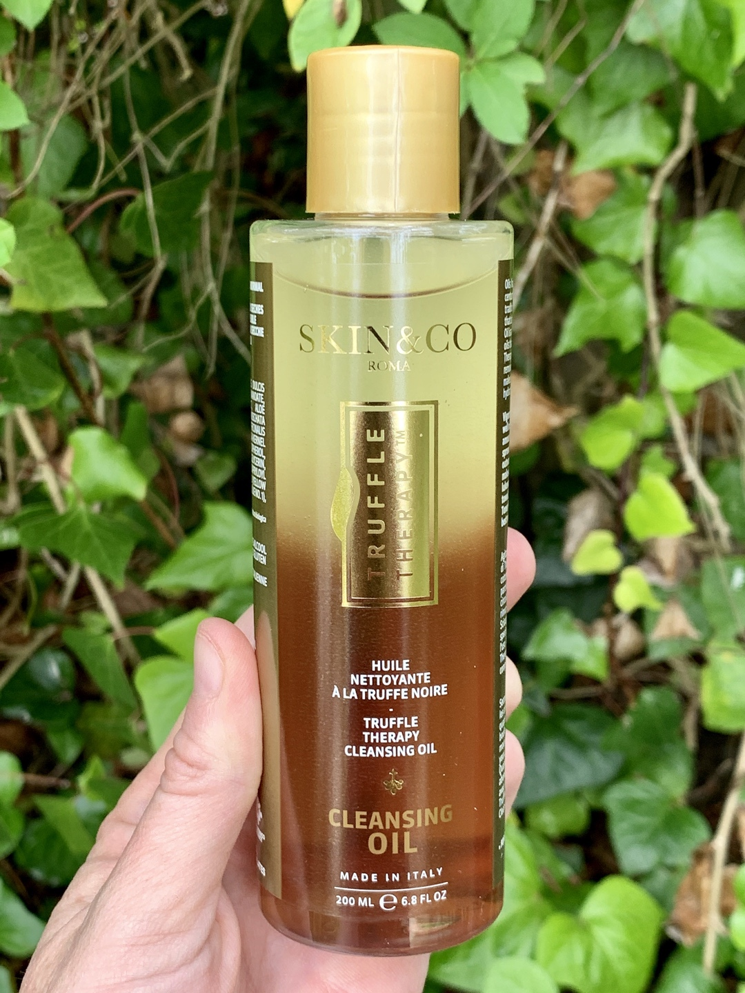 Skin & Co Truffle Therapy Cleansing Oil