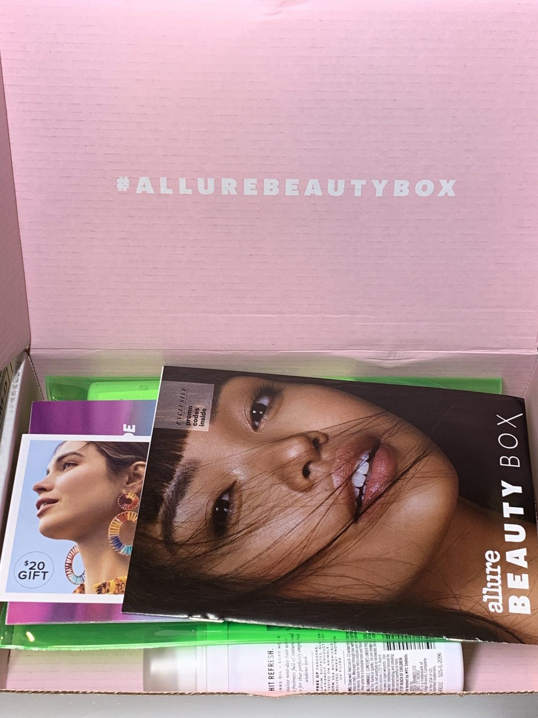 Allure Beauty Box June 2019