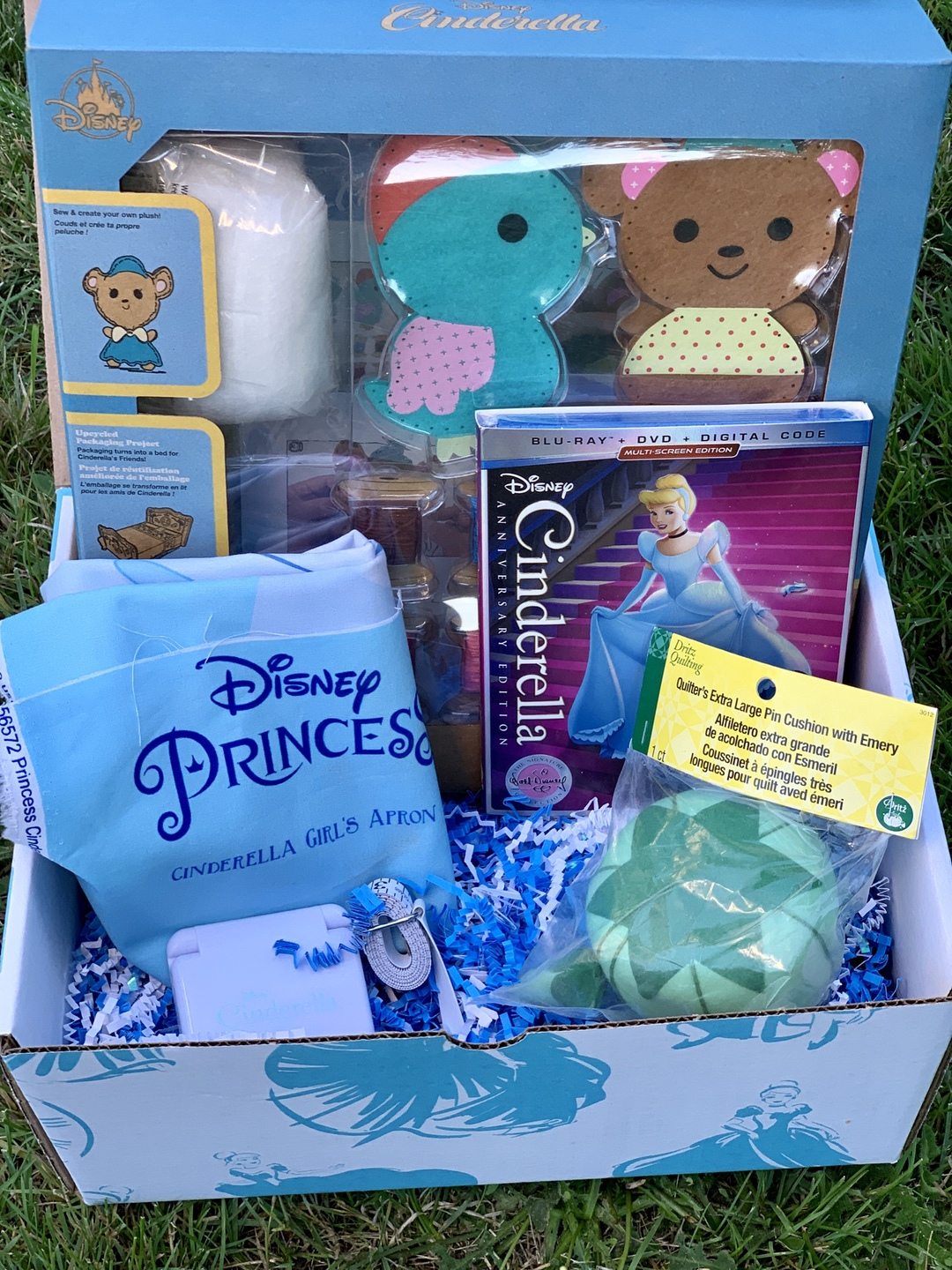 Cinderella Sewing Kit