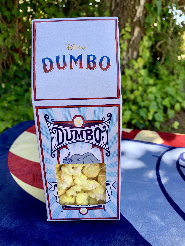 dumbo circus popcorn