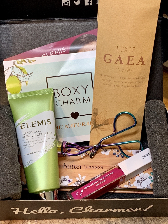 July BoxyCharm Subscription Box