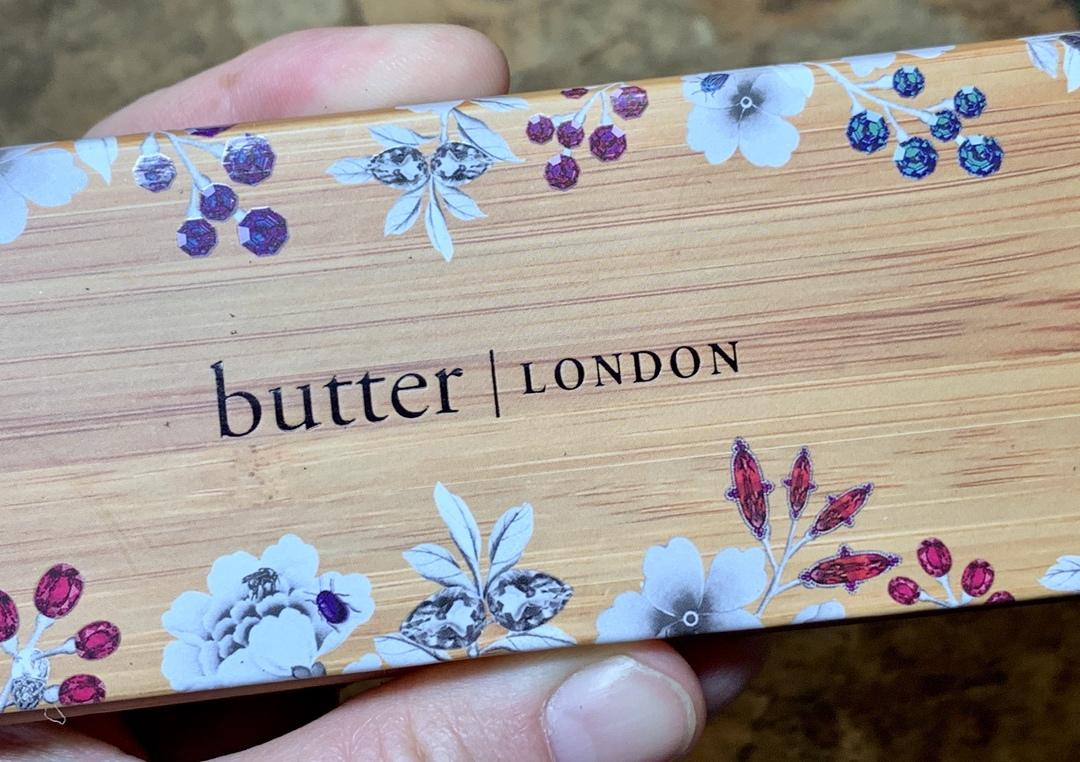 Butter London Natural Goddess Eyeshadow Palette