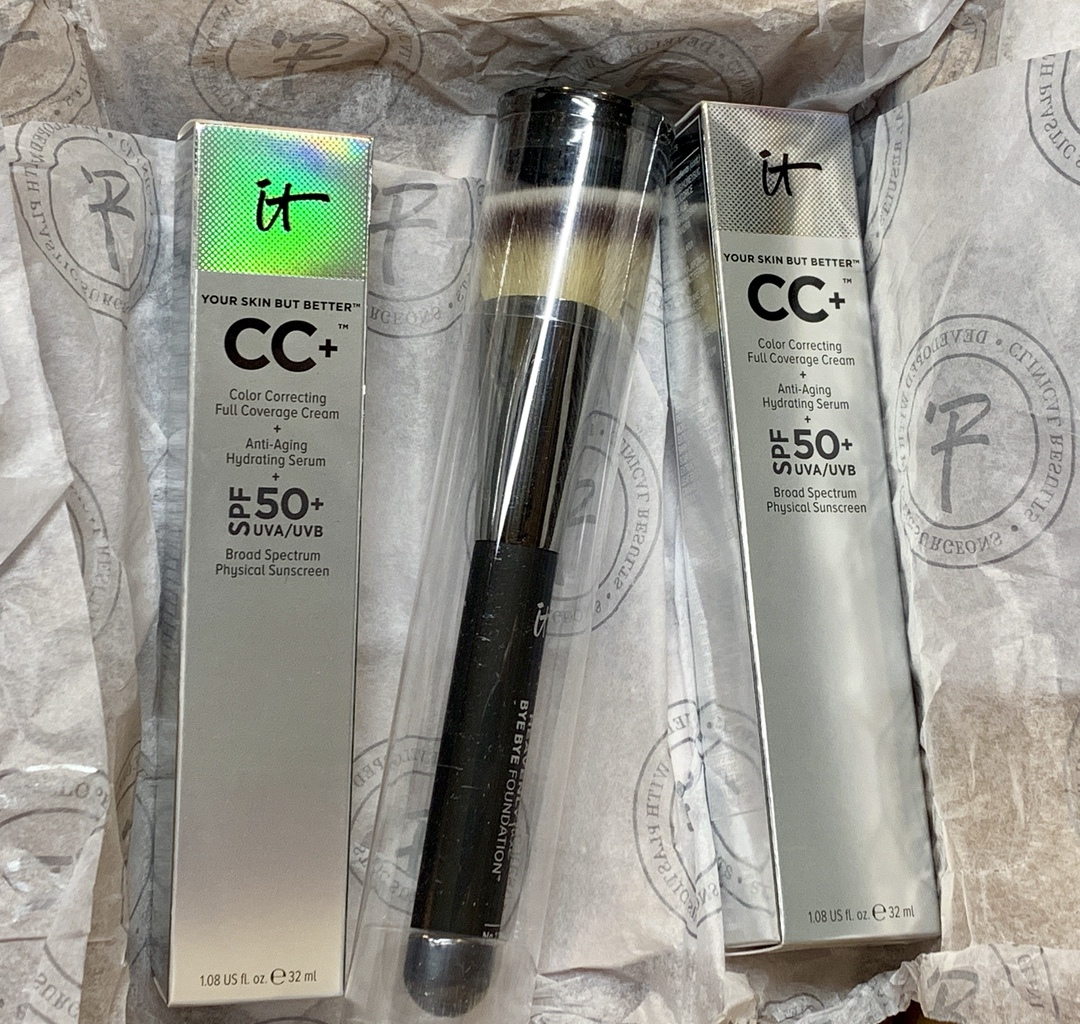IT Cosmetics July 2019 QVC TSV_Fair