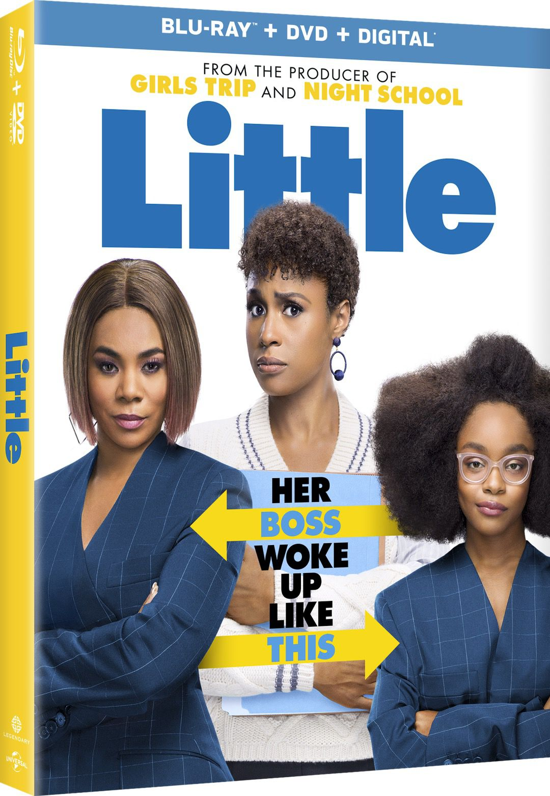 Little Blu-ray DVD