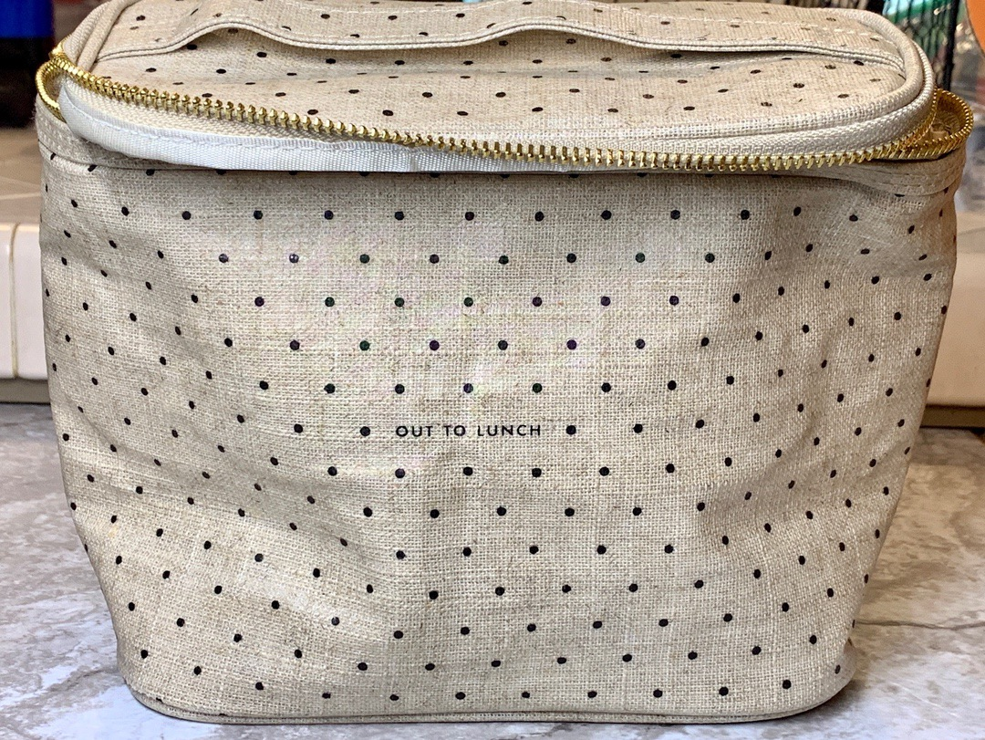 FabFitFun Fall 2019 - Kate Space Lunch Tote