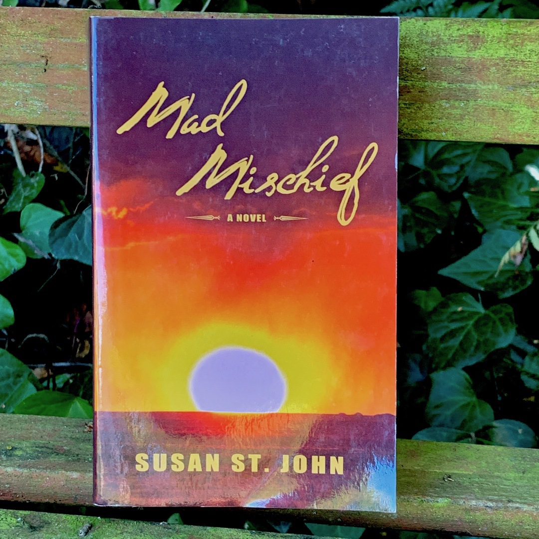 Mad Mischief Book