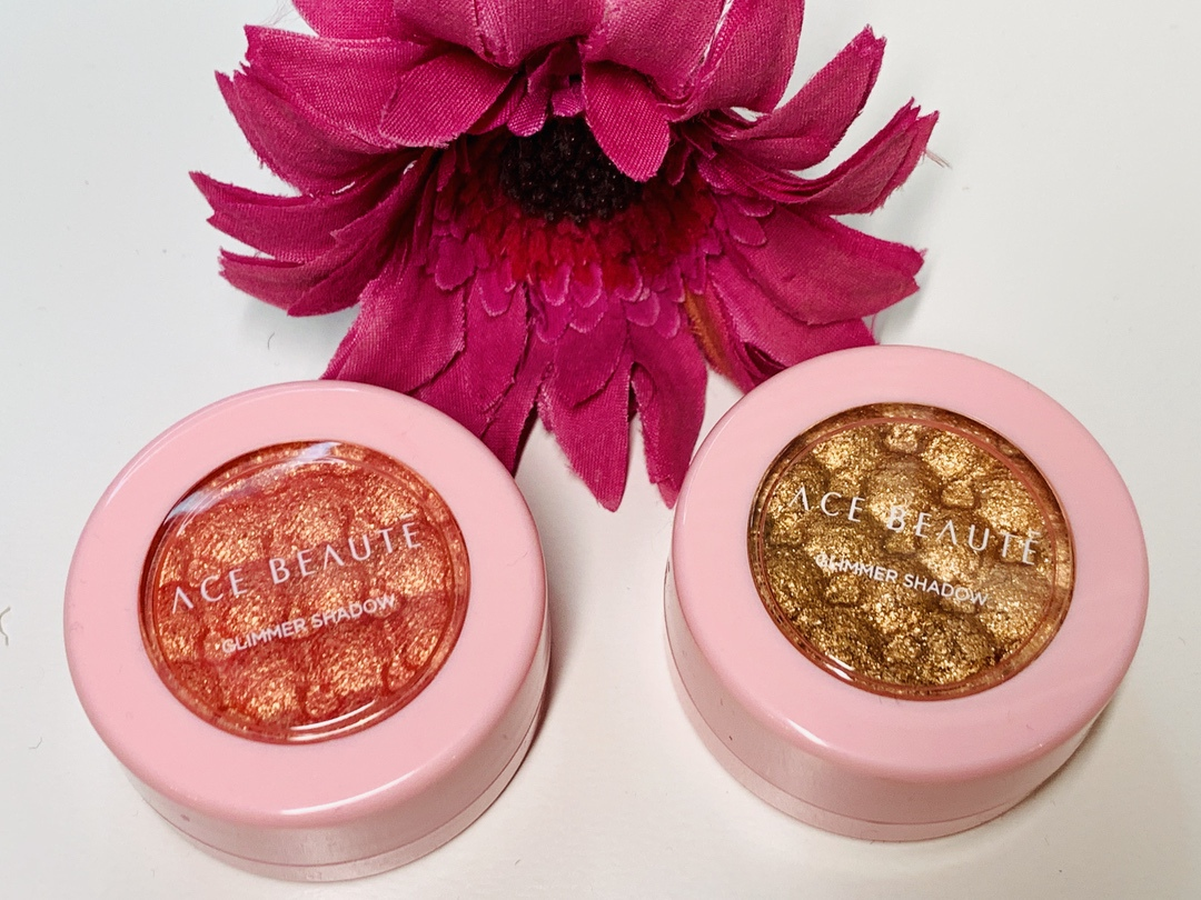 Ace Beaute Glimmer Shadow Duo