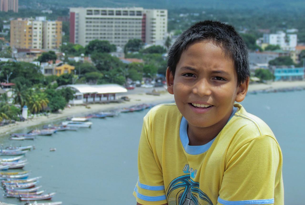 Kids Travel to Latin America