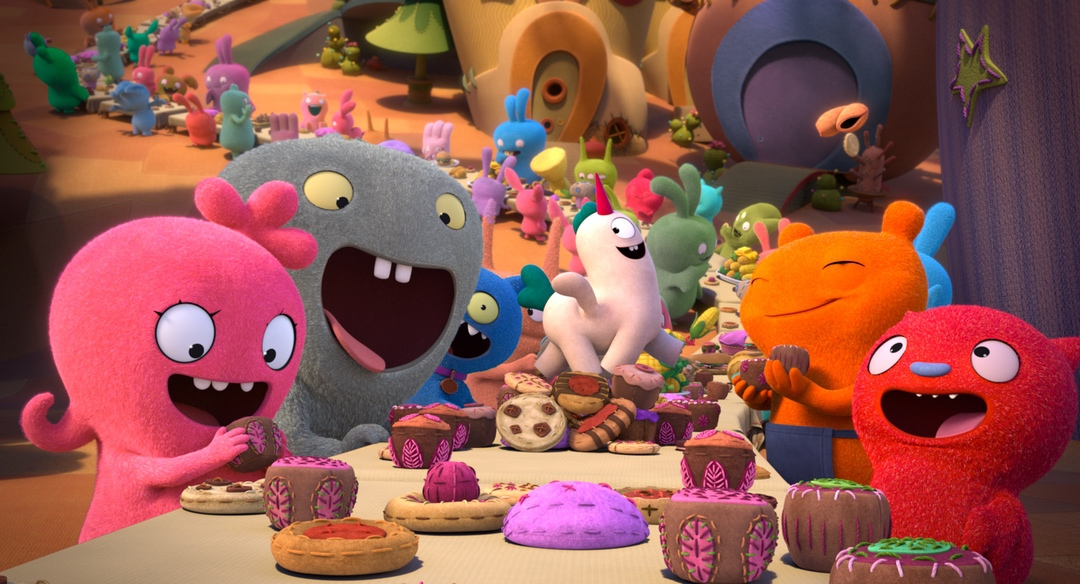 UglyDolls movie