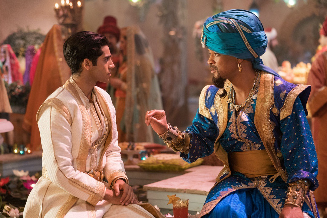 Aladdin Live Action Movie
