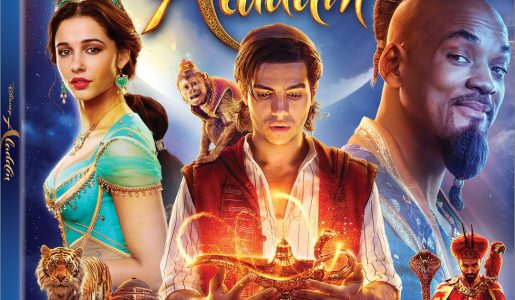 Disney's Aladdin (Live-Action) on Blu-ray and DVD + Giveaway