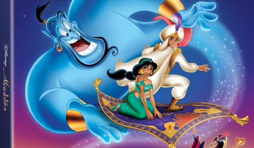 Disney's Aladdin Signature Collection on Blu-ray and DVD + Giveaway