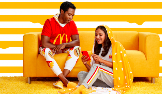 Enjoy a McDelivery Night In