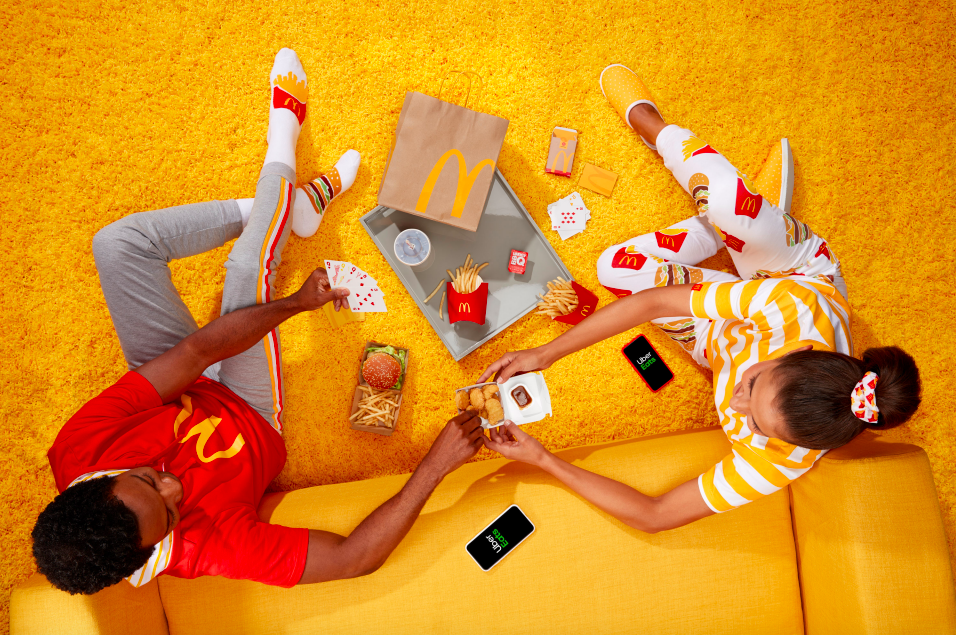 McDelivery Night In