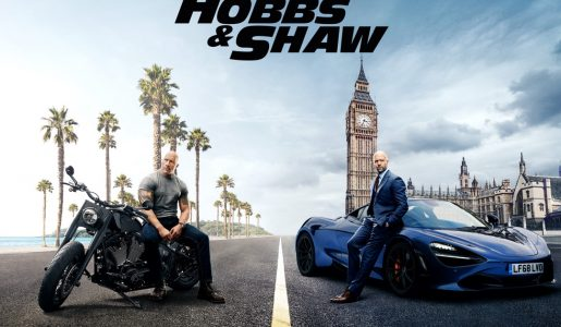 Fast & Furious Presents: Hobbs & Shaw in Theaters