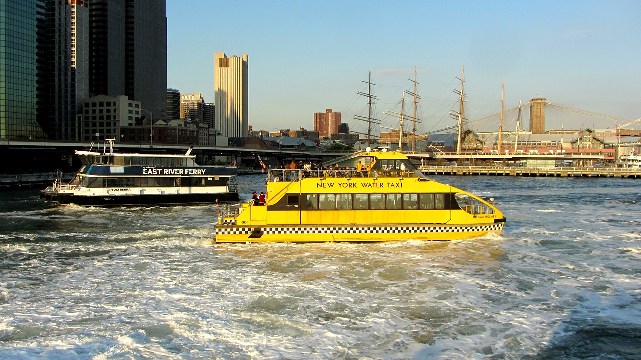 Water Taxi New York City