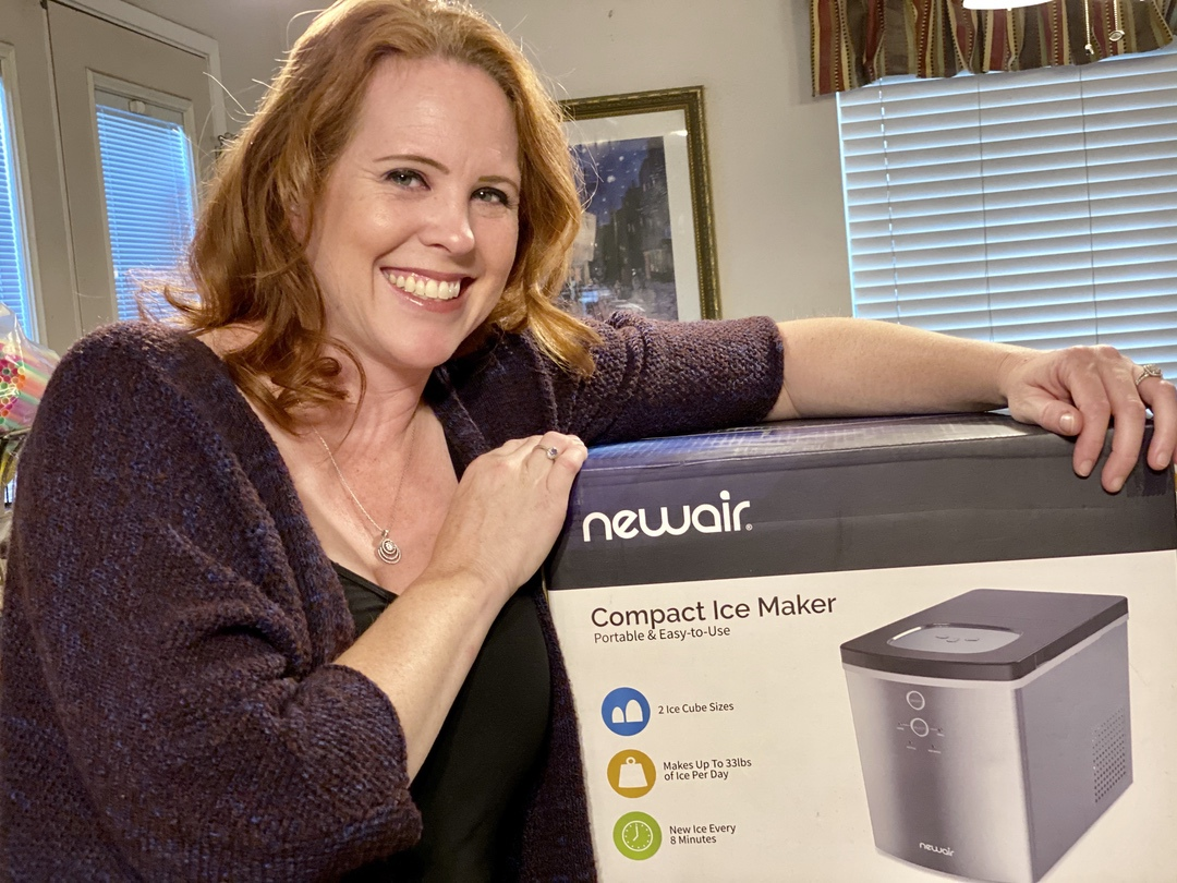 NewAir Portable Countertop Ice Maker