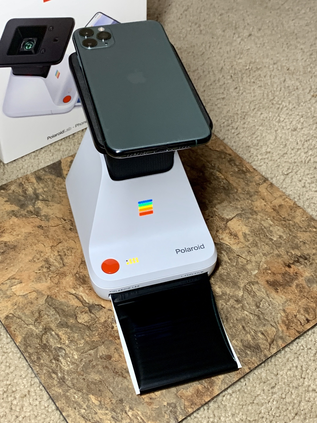 Polaroid Originals Lab Printer