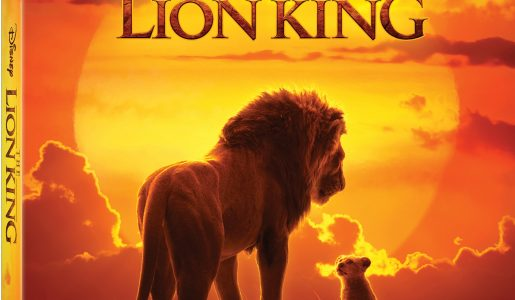 The Lion King is Available on Blu-ray and DVD + GIVEAWAY