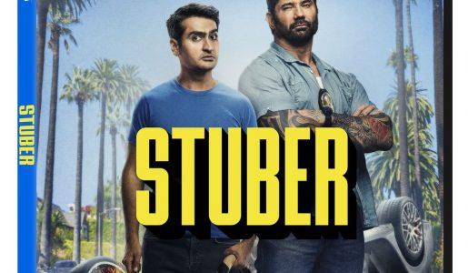 Stuber on Blu-ray and DVD