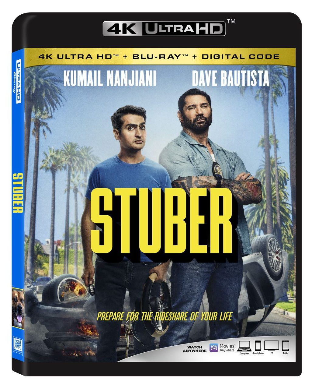 Stuber Movie