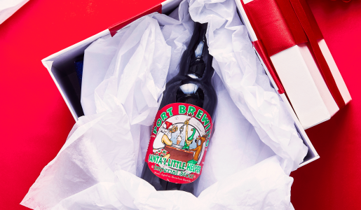 Surprise Mr. Claus This Year With Beer!