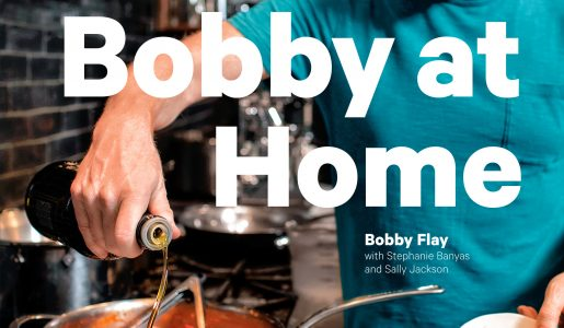 Bobby at Home: Fearless Flavors From My Kitchen by Bobby Flay + GIVEAWAY