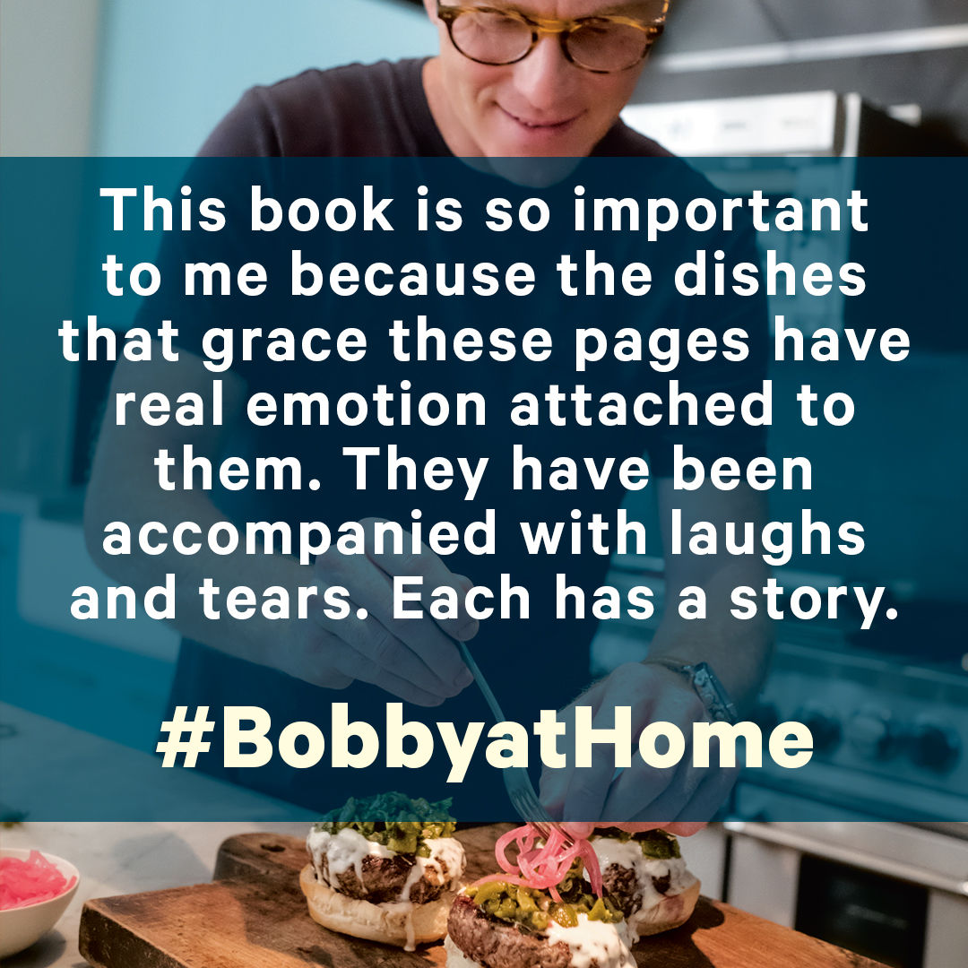 Bobby at Home by Bobby Flay