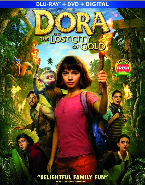 Dora And The Lost City of Gold Movie