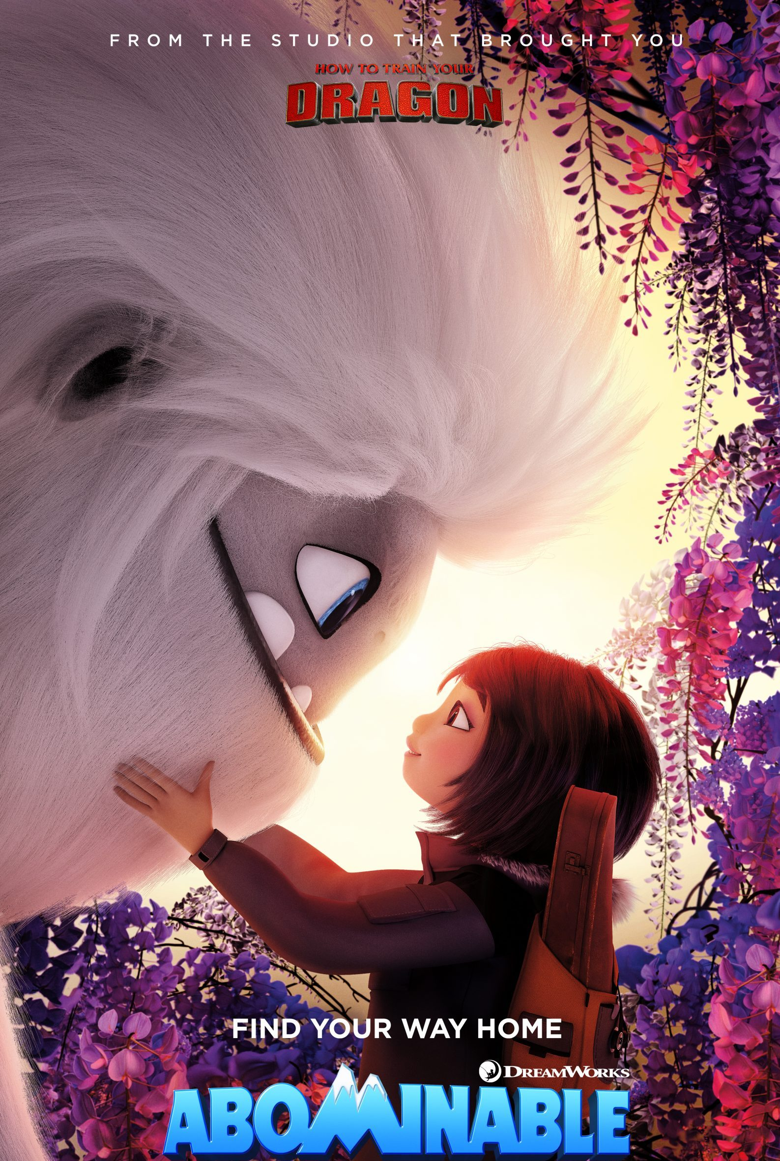 Abominable DVD Blu-ray Movie