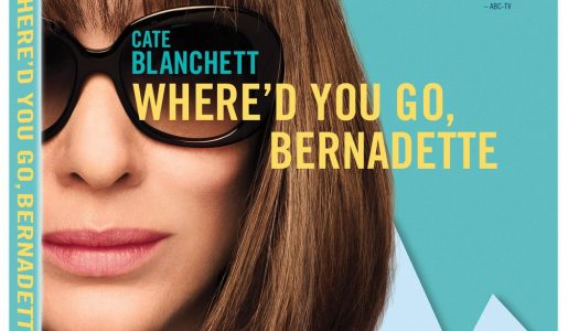 WHERE'D YOU GO, BERNADETTE on Digital, Blu-ray and DVD